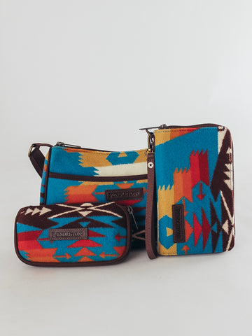 Pendleton Tucson Turquoise Accessories