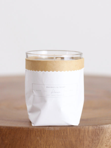 Magnolia Home Candle Collection - Bloom