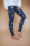 Wonder Star High Waisted Leggings