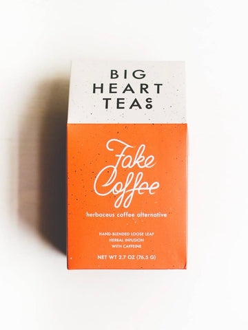 Big Heart Tea Co. - Fake Coffee