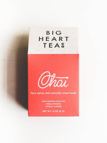 Big Heart Tea Co. - Chai
