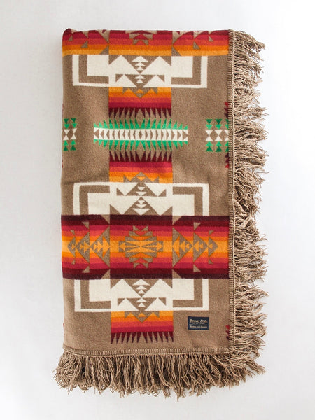 Pendleton Chief Joseph Fringed Shawls