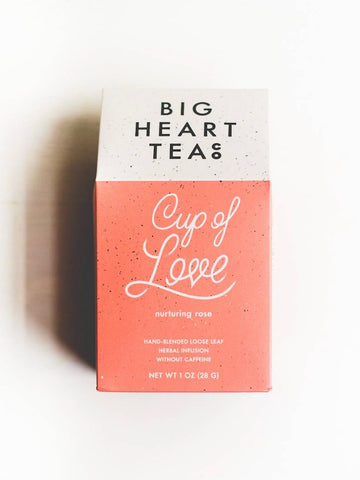 Big Heart Tea Co. - Cup of Love