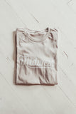 Midwest Graphic Tee - Tan