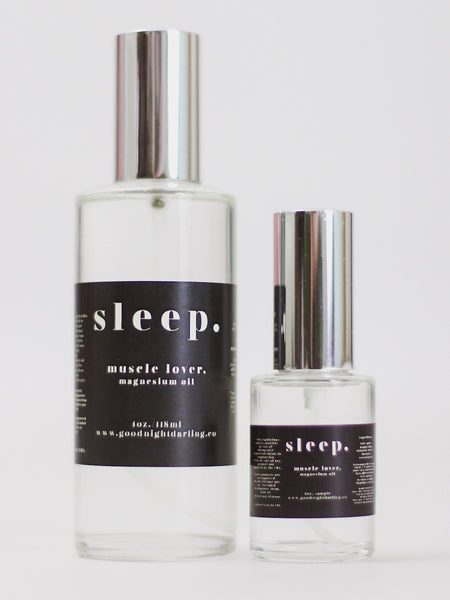 Goodnight Darling Co. Muscle Lover Magnesium Oil