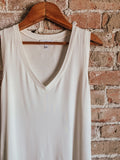 Basic V-Neck Tank Top