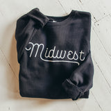 Midwest Fleece Graphic Crewneck Sweatshirt