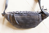 Day & Mood Kee Bumbag - Black Metallic