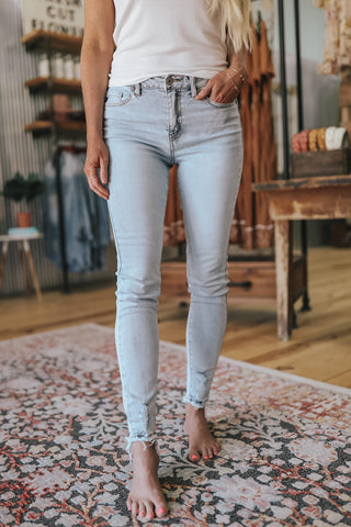 KanCan Super Skinny light was jeans