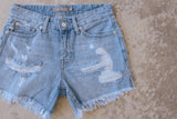 The Jaxson Cut Off Shorts