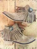 Rio Rancho Fringe Booties