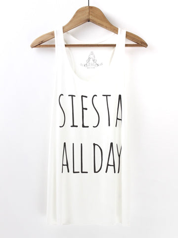 Siesta All Day Tank