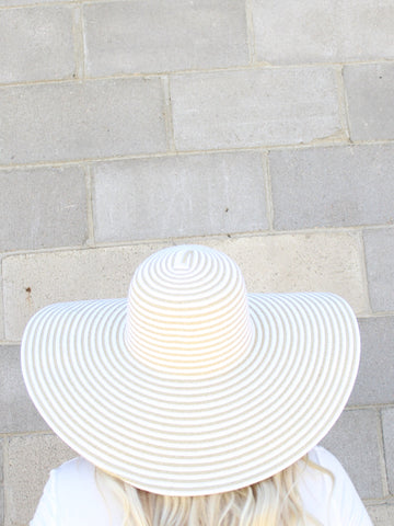 Vacation Floppy Hat