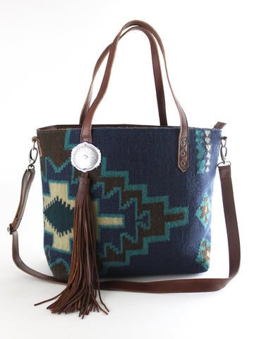 Double D Ranch Native Rug Bag