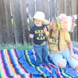Keep It Rad Vintage Kid's Tee