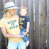 Keep It Wild Everyday Tee