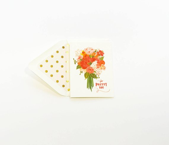 For Pretty You Card