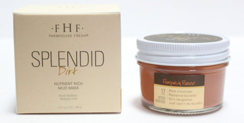 FHF Splendid Dirt Mud Mask