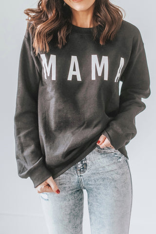 Mama Graphic Sweatshirt