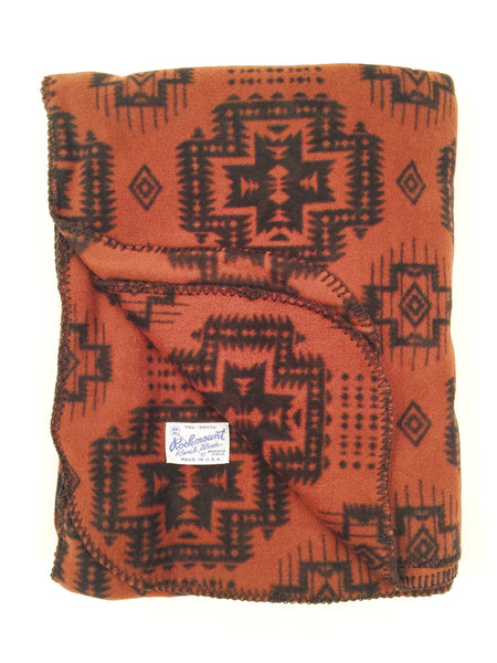 Rockmount Native Fleece Blanket