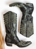 Old Gringo Studded Boots