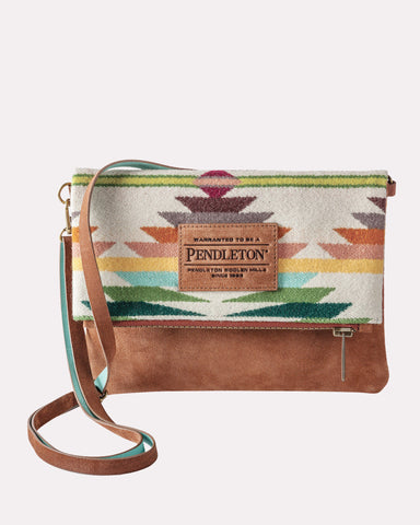 Pendleton Falcon Cove Foldover Clutch