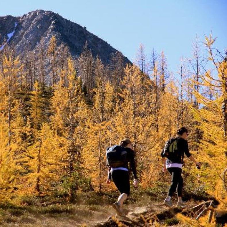 Take a Hike! Skip the Gym & Head Outside this October