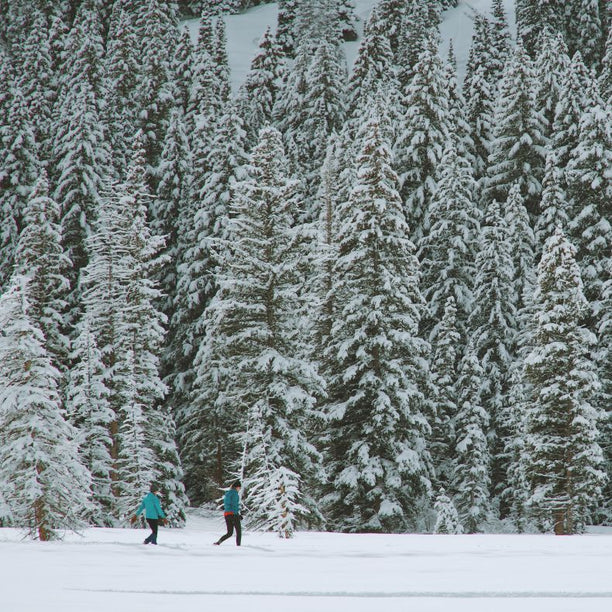 Take Your Winter Workout to the Mountain