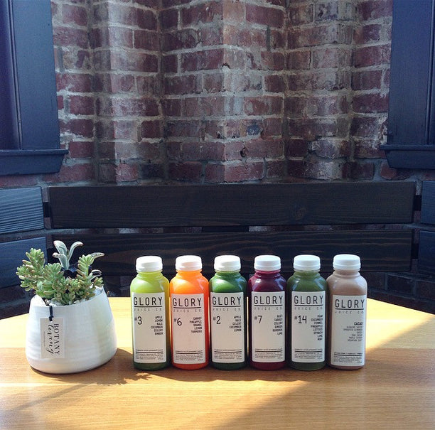 How To Thrive On Your Organic Spring Juice Cleanse