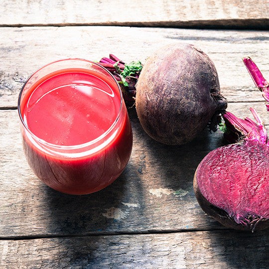 Recipe Of The Week / Beet Acai Smoothie