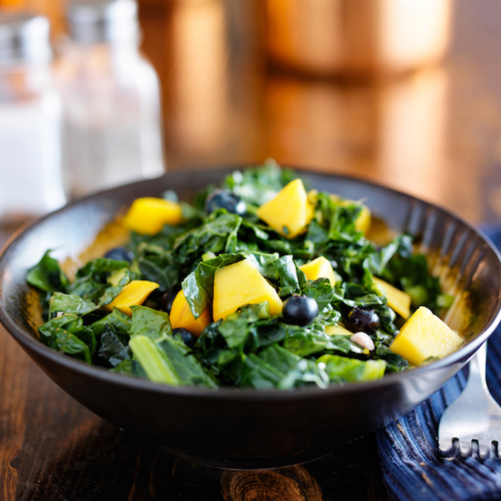 Recipe / The Ultimate Summer Kale Salad