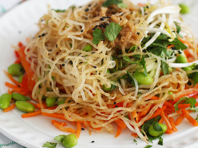 Recipe / Raw Pad Thai Salad