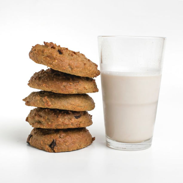 (Santa-Approved) Mylk + Cookie Combos