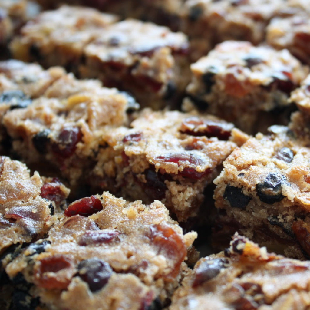 A Gluten-free + Dairy-Free Fruitcake Recipe That Will Blow Your Mind