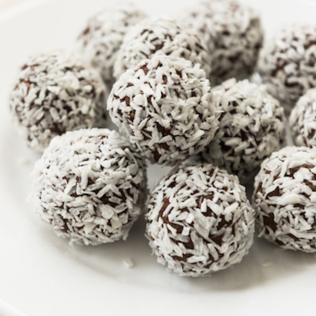 Recipe / Chocolate Maca Energy Balls