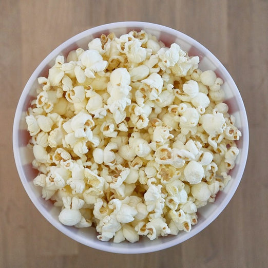 Not Your Average Popcorn