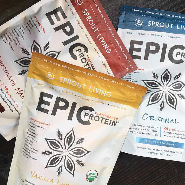 Product Spotlight / Epic Protein