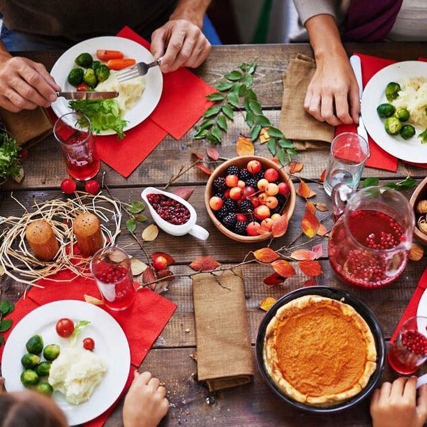Our Top 3 Tips For Staying Healthy Through The Festive Season