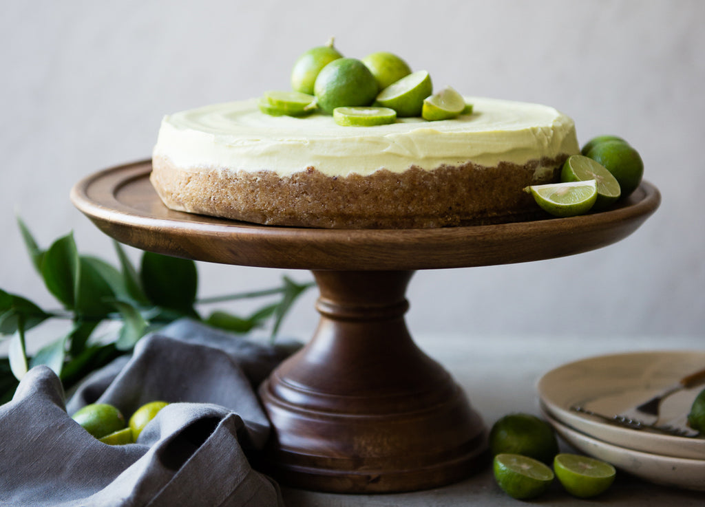 Recipe / Raw Key Lime Pie
