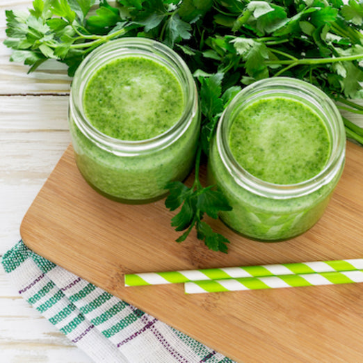 Recipe / Ultimate Detox Green Smoothie