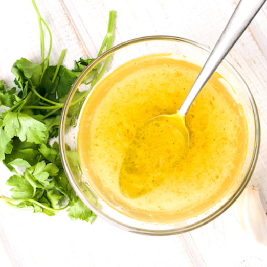 Recipe / Turmeric Tahini Dressing