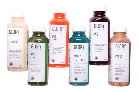 Starter Juice Cleanse
