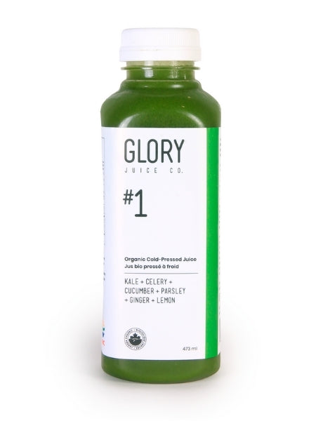 #1 Kale Celery Cucumber Parsley Lemon Ginger