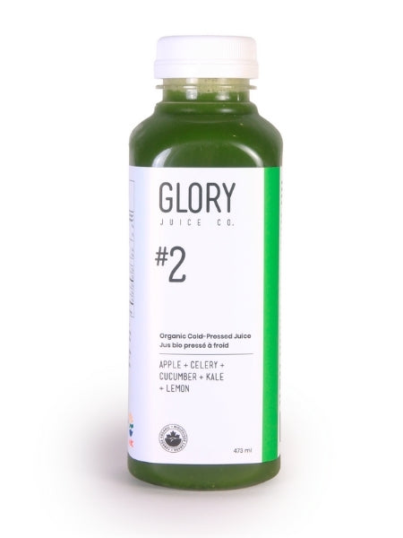 #2 Apple Kale Celery Cucumber Lemon