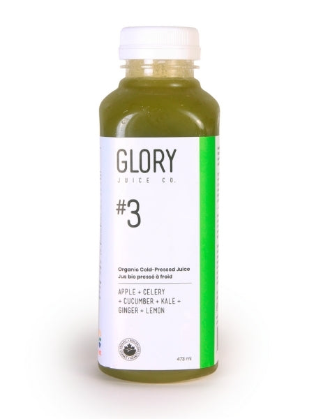 #3 Apple Lemon Kale Cucumber Celery Ginger