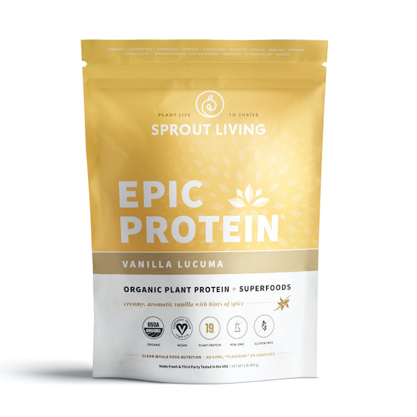 Sprout Living Organic Protein Powder