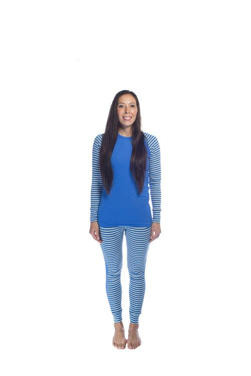 Ocean - Pant with Boot Top Style Stripes Gear