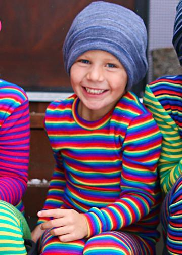 Kid's Rainbow Rainbow Stripes - Top Stripes Gear stripesgear.com