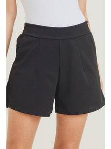 Pleated Soft Short