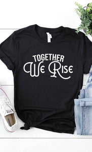 We Will Rise Graphic Tee